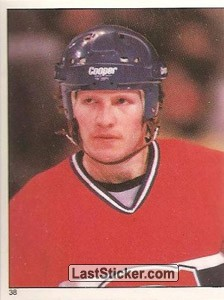 Mark Napier (puzzle 1) (Montreal Canadiens)