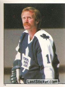 John Anderson (1 of 2) (Toronto Maple Leafs)