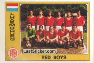 Red Boys (Team) (Luxembourg)