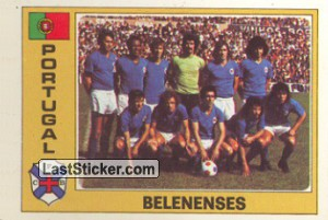 Belenenses (Team) (Portugal)