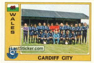 Cardiff City (Team) (Wales)