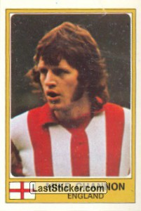 Mike Channon (England)
