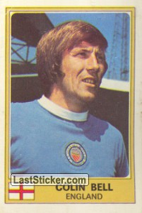 Colin Bell (England)