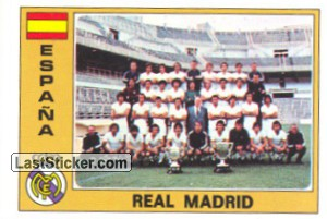 Real Madrid (Team) (Espana)