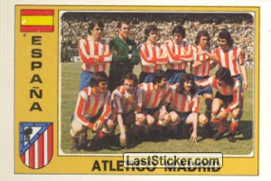 Atletico Madrid (Team) (Espana)