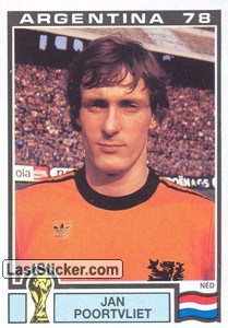 Jan Poortvliet (Nederland) (WC 1978)