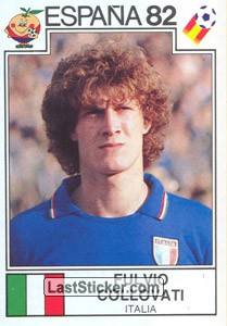 Fulvio Collovati (Italy) (WC 1982)