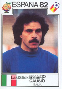 Franco Causio (Italy) (WC 1982)