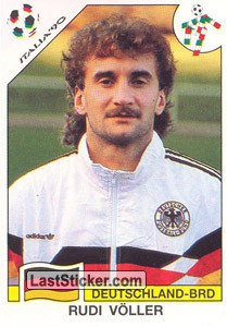 Rudi Voller (BRD) (WC 1990)