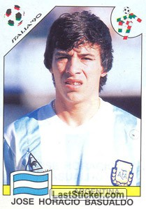 Jose Oracio Basualdo (Argentina) (WC 1990)