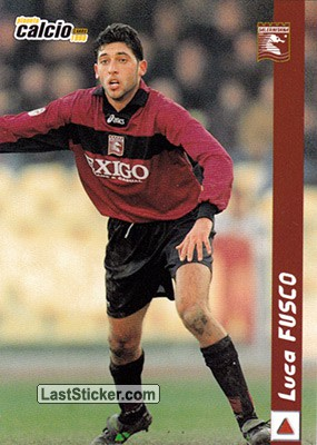 Luca Fusco (Salernitana)