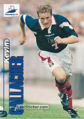 Kevin Gallacher (Scotland)