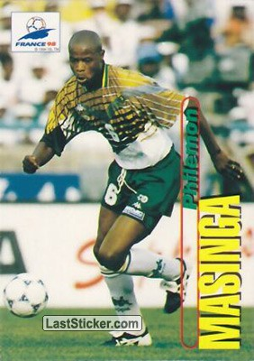 Philemon Masinga (South Africa)