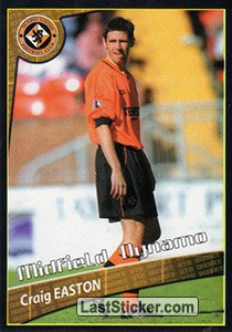 Craig Easton (Midfield Dynamo) (Dundee Utd)