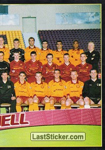 Team Group (puzzle 2) (Motherwell)