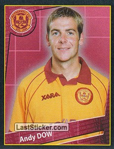 Andy Dow (Motherwell)