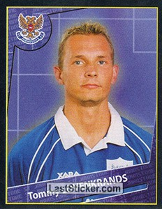 Tommy Lovenkrands (St.Johnstone)