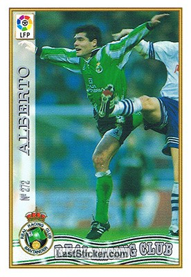 272. ALBERTO (Real Racing Club)
