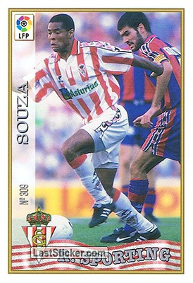 309. SOUZA (Real Sporting)
