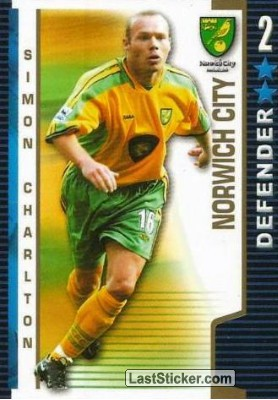 Simon Charlton (Norwich City)