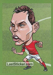 Stephan Lichtsteiner (Switzerland)