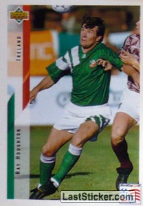Ray Houghton (Republic of Ireland)