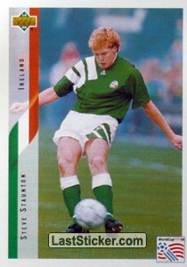Steve Staunton (Republic of Ireland)