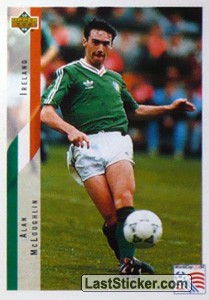 Alan McLoughlin (Republic of Ireland)
