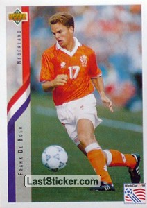 Frank De Boer (Holland)