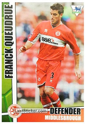 Franck Queudrue (Middlesbrough)