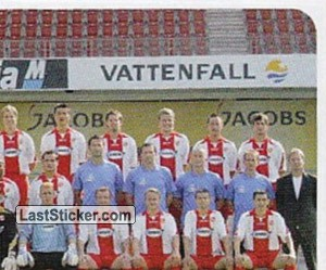 Team Sticker (puzzle) (FC ENERGIE COTTBUS)