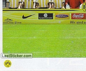 Team Sticker (puzzle) (BORUSSIA DORTMUND)