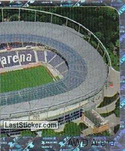 Stadion - AWD Arena(puzzle) (HANNOVER 96)
