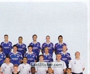 Team Sticker (puzzle) (FC SCHALKE 04)