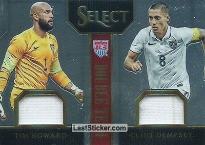 Clint Dempsey / Tim Howard (United States)