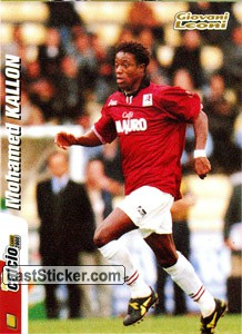 Mohamed Kallon (Reggina)