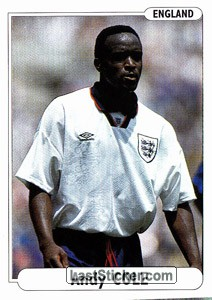 Andy Cole (England)