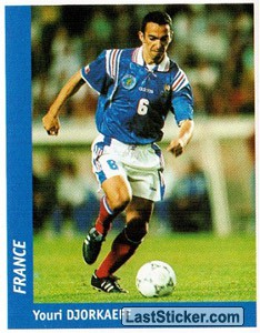 Youri Djorkaeff (France)