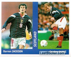 Daren Jackson/Gordon Durie (Scotland)