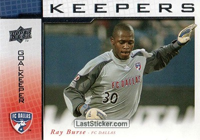 Ray Burse (FC Dallas)