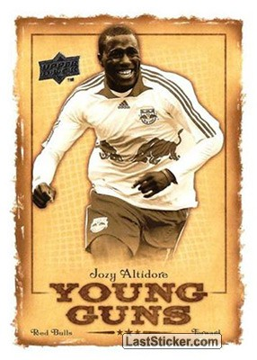 Jozy Altidore (New York Red Bulls)
