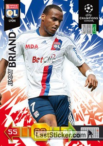 Jimmy Briand (Olympique Lyon)