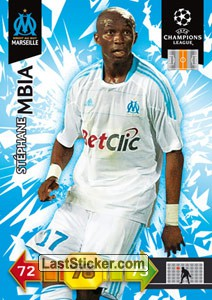 Stephane Mbia (Olympique Marseille)