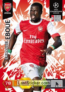 Emmanuel Eboue (Arsenal FC)