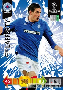 Kyle Lafferty (Glasgow Rangers FC)