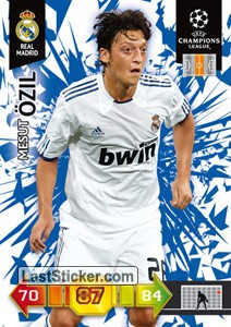 Mesut Ozil (Real Madrid)