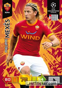 Philippe Mexes (AS Roma)