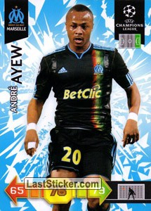 Andre Ayew (Olympique Marseille)