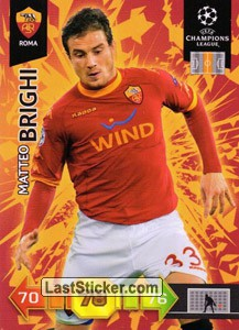 Matteo Brighi (AS Roma)