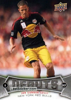 Jan Gunner Solli (New York Red Bulls)